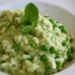 Pea Mint Rissotto Create Cafe Wakefield